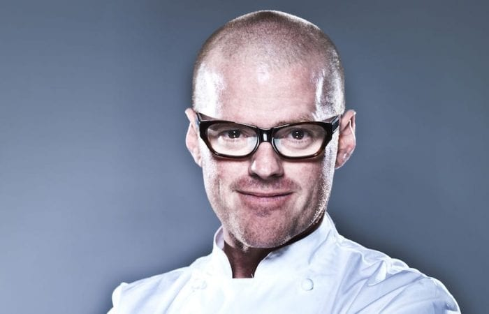 Join Heston Blumenthal and Friends for the Inaugural Gourmet Mountain Experience