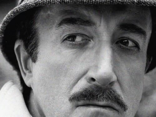 Inspector Jacques Clouseau in Cortina d'Ampezzo