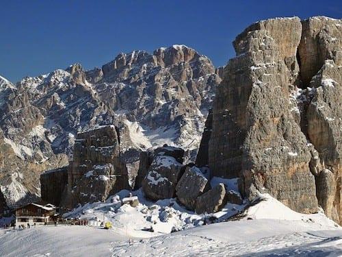 Amazing View Rifugio Averau in Cortina d'Ampezzo