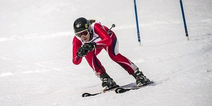 The City Ski Championships at the Momentum Ski Festival 2015