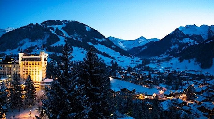 Why Gstaad is the ski resort for me and for you