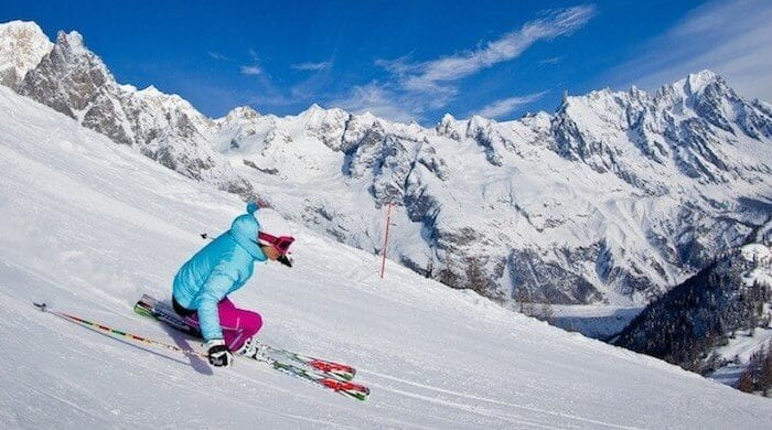 How to have the perfect ski weekend in Courmayeur