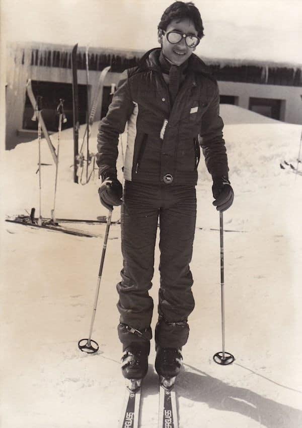 Amin Momen Ski Boots Teenager