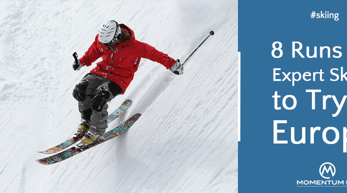 8 Runs for Expert Skiers to Try in Europe