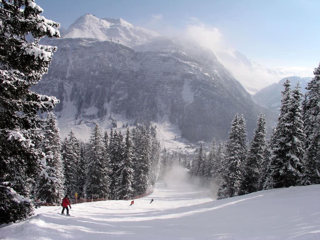 Ski Amongst Royalty at Megeve