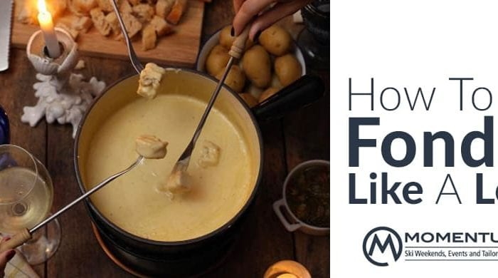 How to Eat Fondue Like a Local