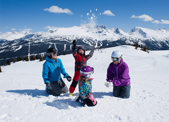 How to Take a Ski Holiday With a Young Family