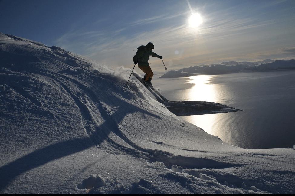 Skiing Across Borders