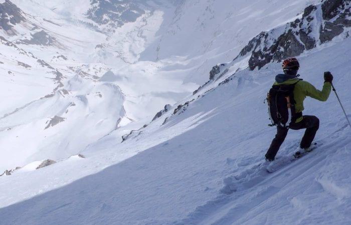 Keeping My Ski Momentum Going