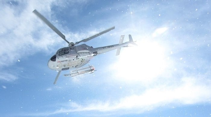 Your Guide To Heli-Skiing In The Alps