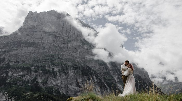 Why You Should Consider Getting Married In The Alps