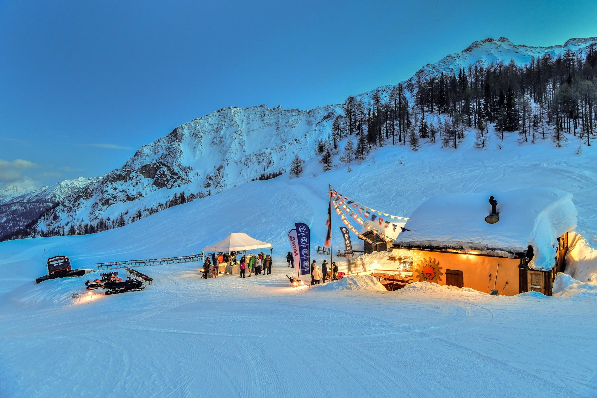 Some of our Favourite Mountain Restaurants in the Alps