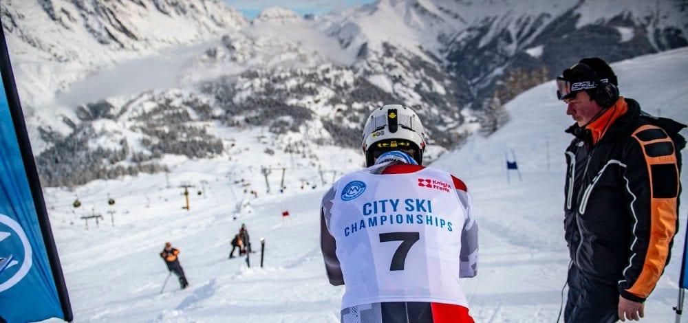Knight Frank City Ski Championships