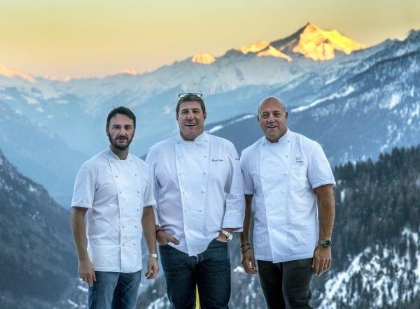 Mountain Gourmet Ski Experience